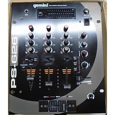 Gemini PS2626 DJ Mixer