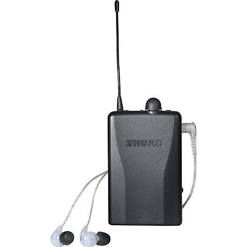 Shure PSM200 SE115-CL Receiver