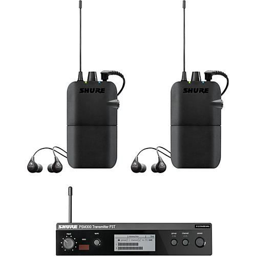Shure PSM300 Twin Pack Band G20