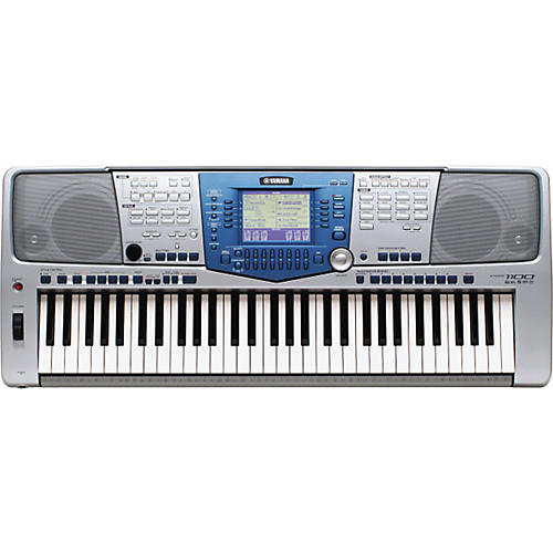Yamaha psr 1100 keyboard musician 39 s friend for Yamaha learning keyboard
