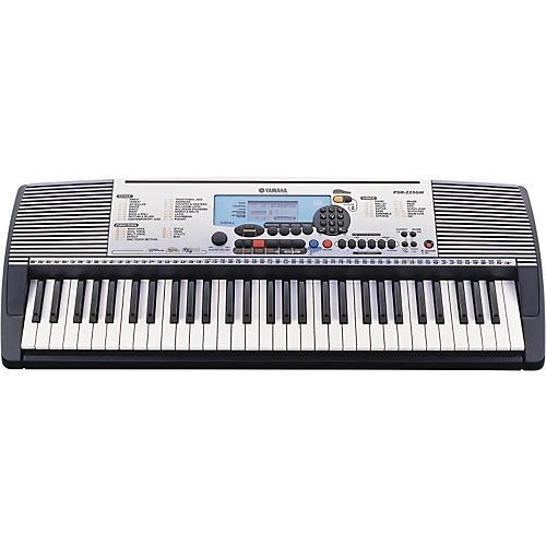 yamaha psr 225gm 61 key keyboard musician 39 s friend. Black Bedroom Furniture Sets. Home Design Ideas