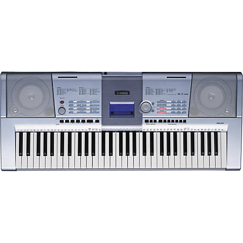 Yamaha PSR-293 61-Key Portable Keyboard