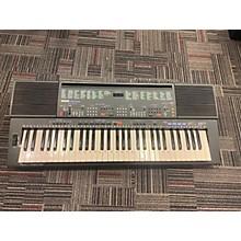 Yamaha PSR-500 Keyboard Workstation