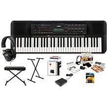 Yamaha PSR-E273 61-Key Portable Keyboard Package