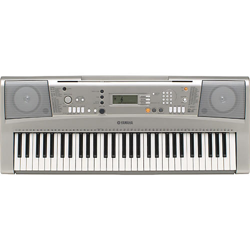 Yamaha psr e303 61 key portable keyboard musician 39 s friend for Yamaha learning keyboard