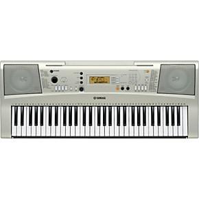 Yamaha psr e313 portable keyboard musician 39 s friend for Yamaha psr 410 keyboard