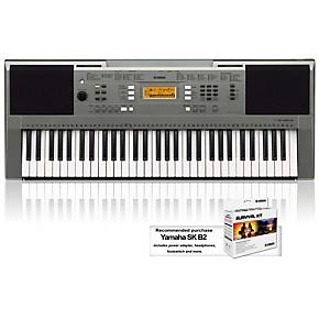 yamaha psr e353 61 key portable keyboard musician 39 s friend. Black Bedroom Furniture Sets. Home Design Ideas