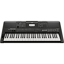 Open BoxYamaha PSR-E463 61-Key Portable Keyboard