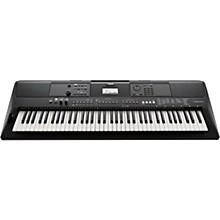 Open BoxYamaha PSR-EW410 76-Key Portable Keyboard