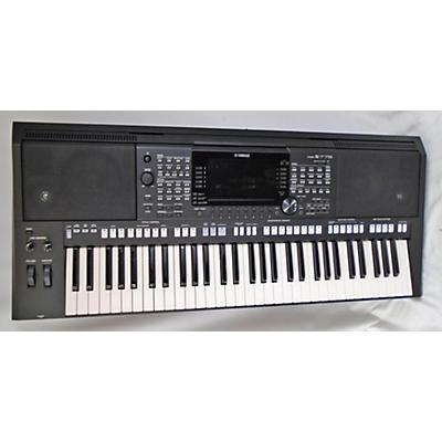 Yamaha PSR-S775 Arranger Keyboard