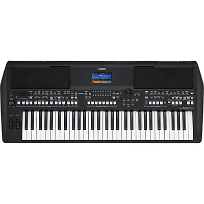 Yamaha PSR-SX600 61-Key Arranger Keyboard