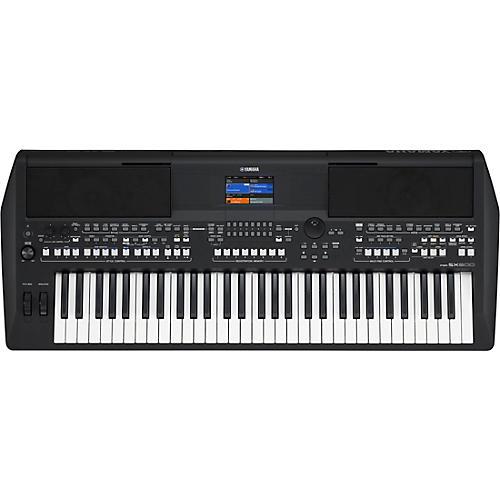 Yamaha PSR-SX600 61-Key Arranger Keyboard