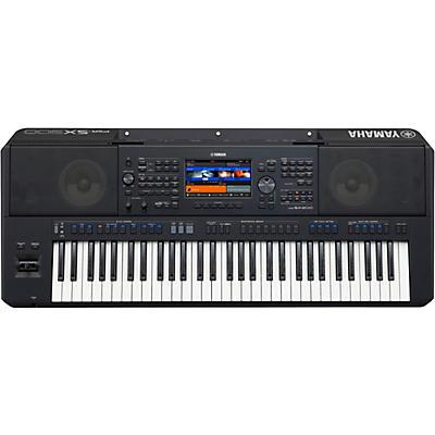 Yamaha PSR-SX900 61-Key High-Level Arranger Keyboard