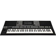Open BoxYamaha PSRA3000 61-Key Arranger Keyboard