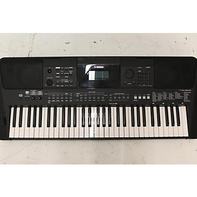 Yamaha PSRE463 61 Key Portable Keyboard