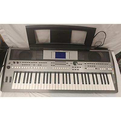 Yamaha PSRS670 61 KEY Portable Keyboard