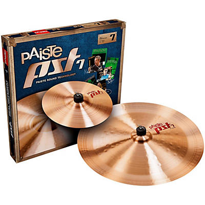 Paiste PST 7 Effects Pack
