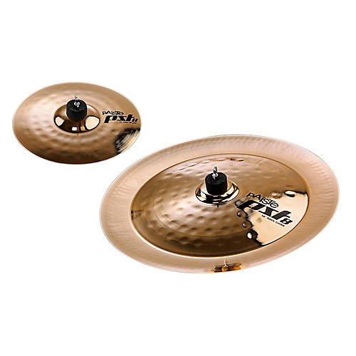 Paiste PST 8 Reflector Rock Effects Set