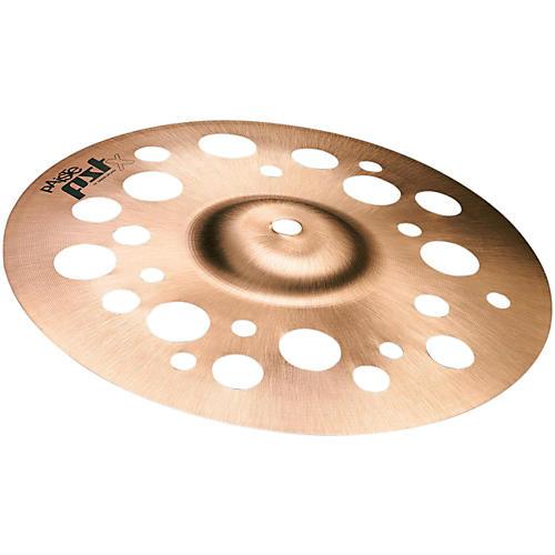 paiste pst x swiss splash cymbal 10 inch musician 39 s friend. Black Bedroom Furniture Sets. Home Design Ideas