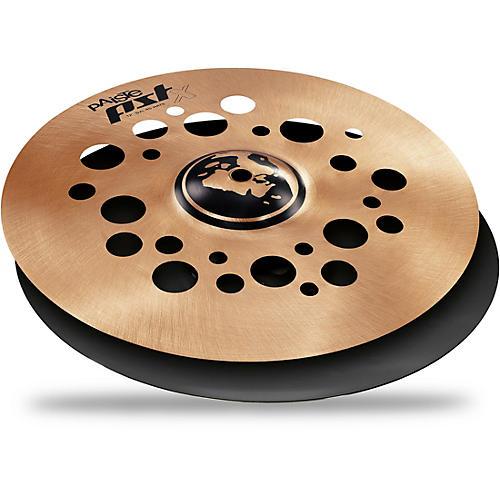 Paiste PSTX DJs 45 Hi-Hat Cymbal 12 in. Pair