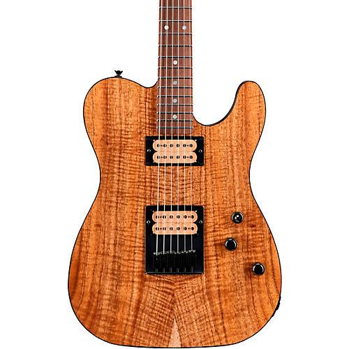 Schecter Guitar Research PT Custom Exotic Electric Guitar