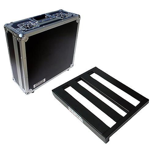 Pedaltrain PT-JR Pedal Board with Hardshell ATA Flightcase
