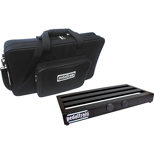 Pedaltrain PT-JR Pedal Board with Softshell Gig Bag