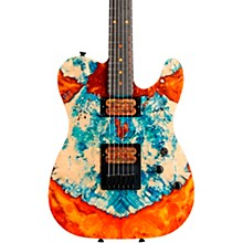 Schecter Guitar Research PT USA Box Elder Burl 6-String Electric Guitar