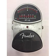 Fender PT10 Tuner Pedal