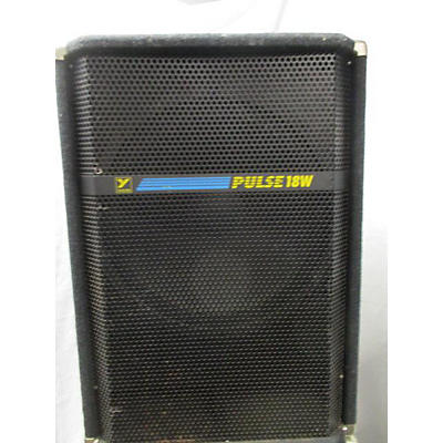 Yorkville PULSE 18W Unpowered Subwoofer