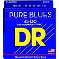 DR Strings PURE BLUES Medium 5-String Bass Strings (45-130) thumbnail