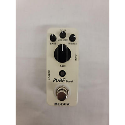 Mooer PURE BOOST Effect Pedal
