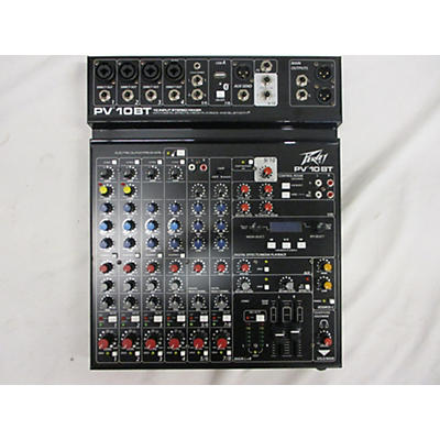 Peavey PV 10 BT Powered Mixer