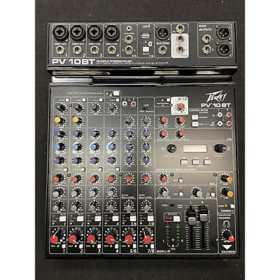 Peavey PV 10BT Digital Mixer