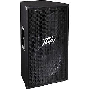peavey pv 115 2 way 15 speaker cabinet musician s friend rh musiciansfriend com Peavey Combo 300 Manual Peavey PV 15