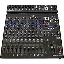 Open Box Peavey PV 14 BT Mixer with Bluetooth