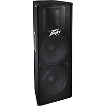 "Open Box Peavey PV 215 Dual 15"" 2-Way Speaker Cabinet"