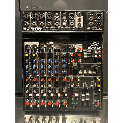 Peavey PV10AT Unpowered Mixer