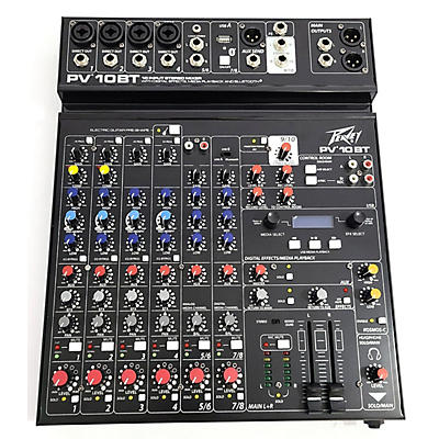 Peavey PV10BT Powered Mixer