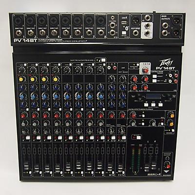 Peavey PV14BT Unpowered Mixer