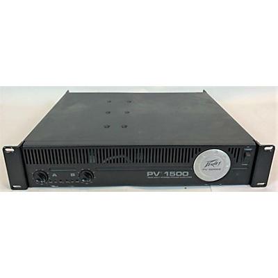 Peavey PV1500 Power Amp