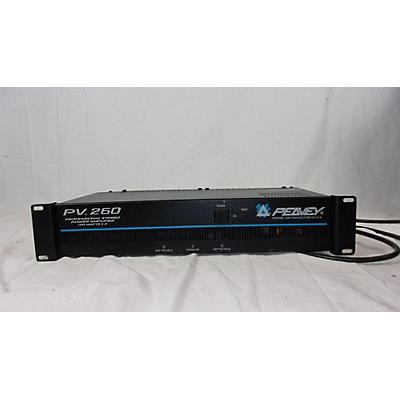 Peavey PV260 Power Amp
