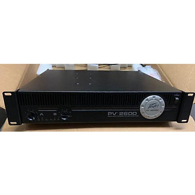 Peavey PV2600 1800W Power Amp
