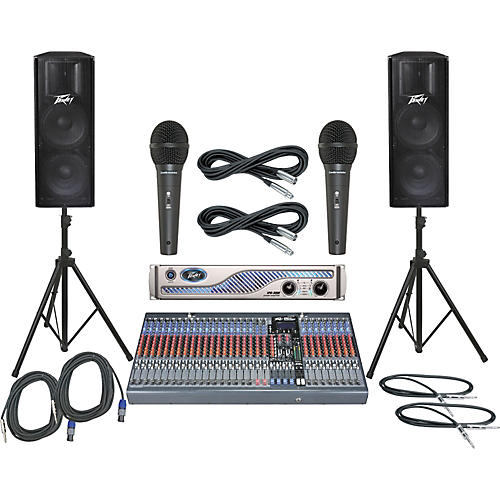 Peavey PV32FX / IPR 3000 / PV215 PA Package