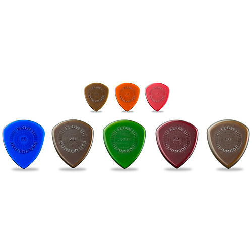 Dunlop PVP114 Pick Flow Variety Pack