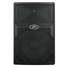Open Box Peavey PVX 15 2-Way Passive PA Speaker Cabinet Black
