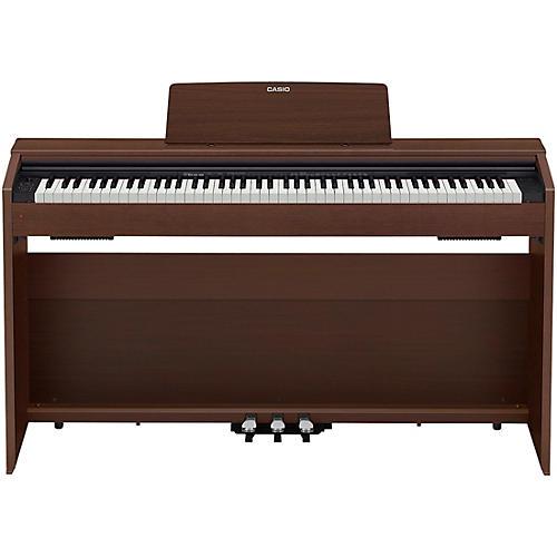 Casio PX-870 Digital Console Piano Dark Brown