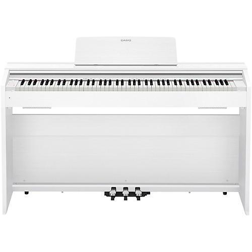 Casio PX-870 Digital Console Piano White