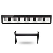 Casio PX-S1000 Privia Digital Piano Black With CS-68 Stand