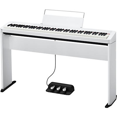 Casio PX-S1100 Privia Digital Piano with CS-68 Stand and SP-34 Pedal